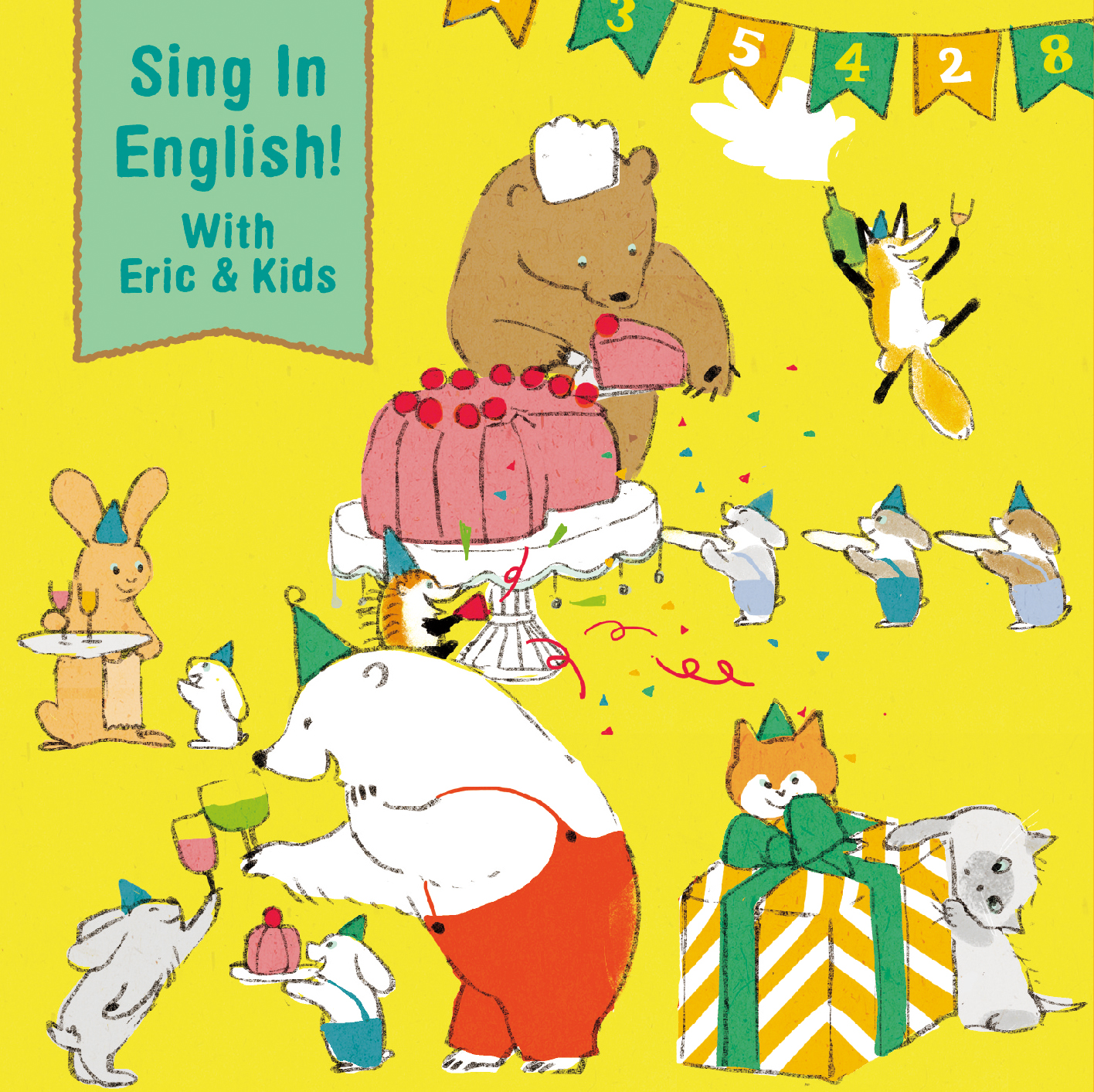 Sing In English! With Eric&Kids